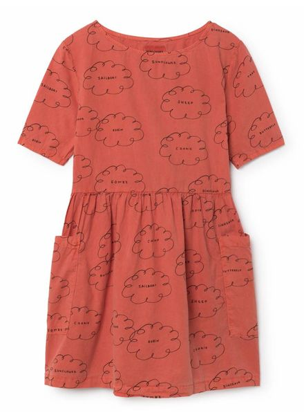 Bobo choses Clouds Pockets Dress