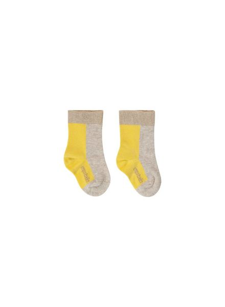 imps&elfs Sokjes geel/sand melange