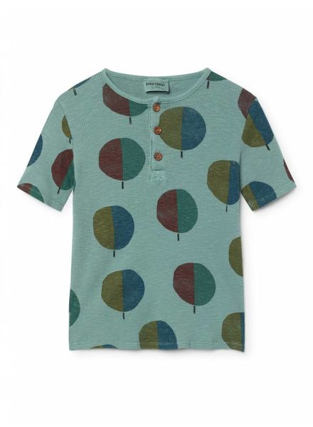 Bobo choses Forest buttons tshirt