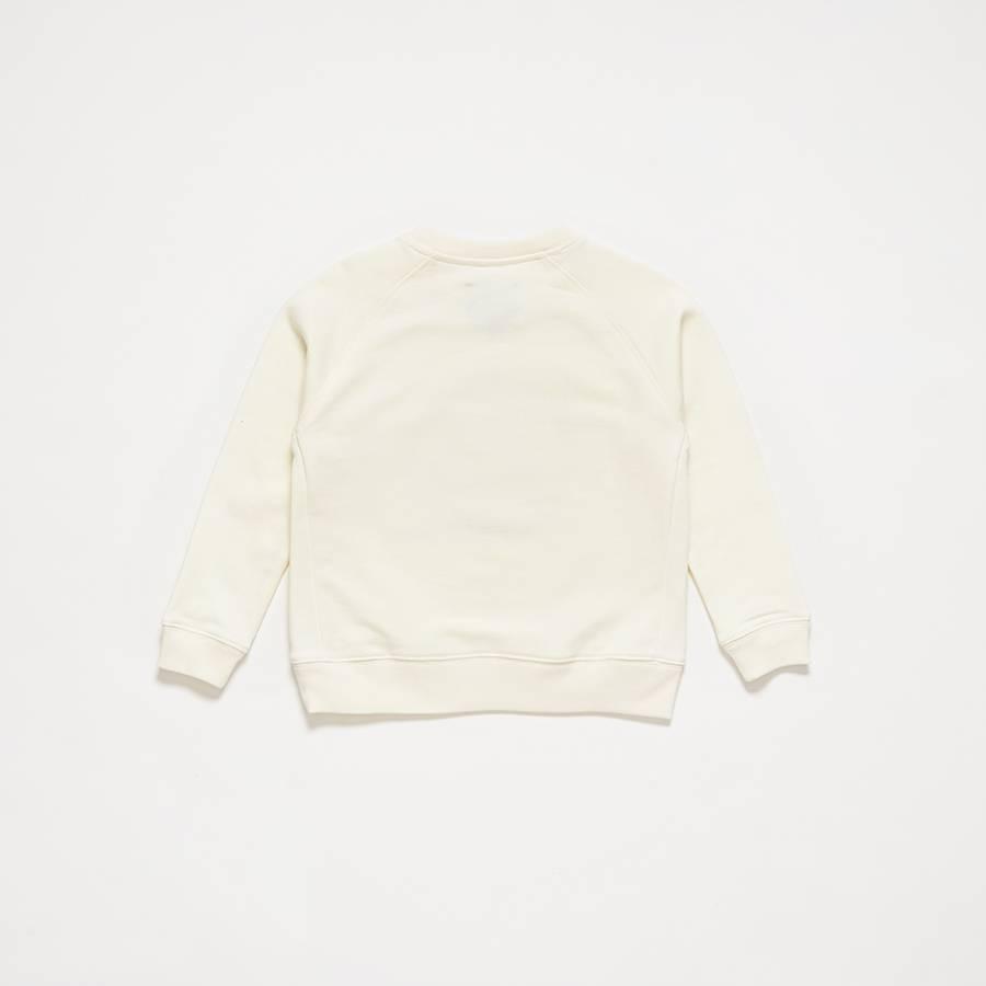 repose Sweater cream white