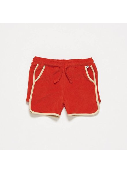 repose Sporty short imagination red