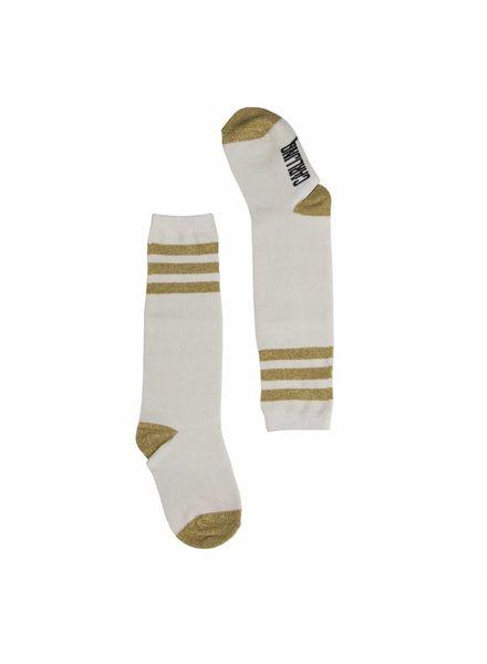 CarlijnQ Knee socks gold for the win