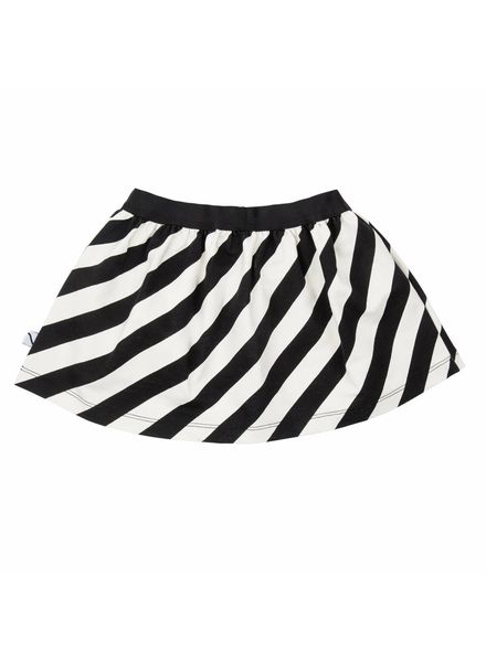 CarlijnQ Electric zebra skirt