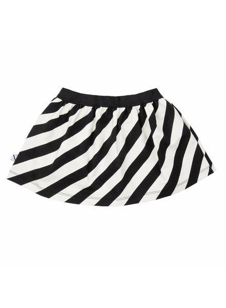 CarlijnQ Electric zebra skirt