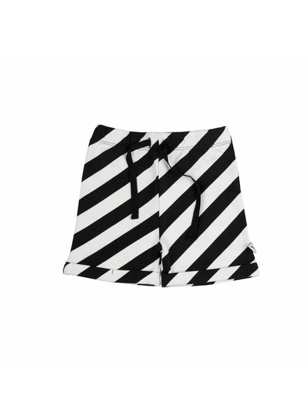 CarlijnQ Electric zebra short