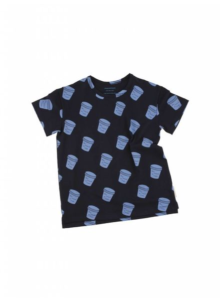 Tiny cottons Pots tee ss18-016 donkerblauw