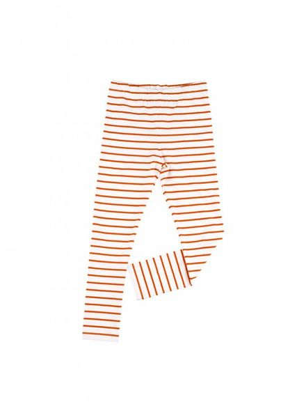Tiny cottons Small stripes pant ss18-078 rood wit