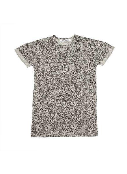 mingo Tshirt dress speckles