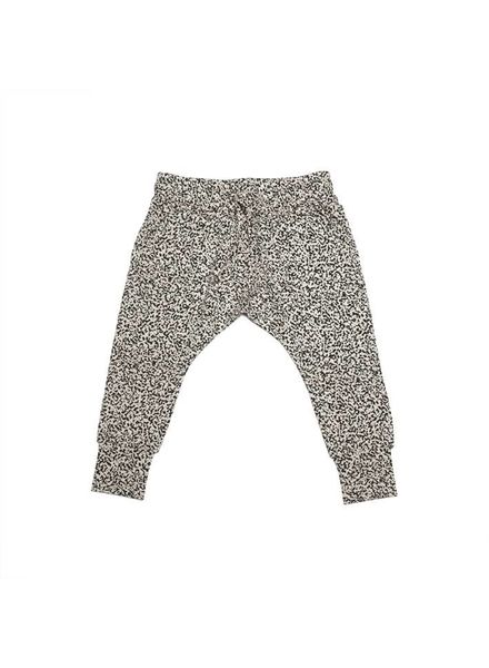 mingo Slim fit jogger speckles