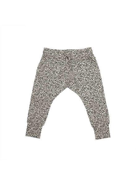 mingo Slim fit jogger speckles