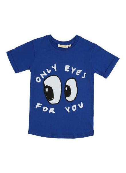 Soft Gallery Norman tshirt only eyes for you