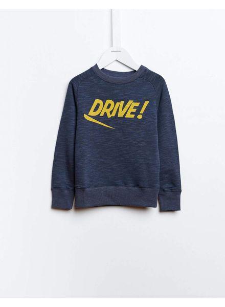 Bellerose Drive sweater donkerblauw