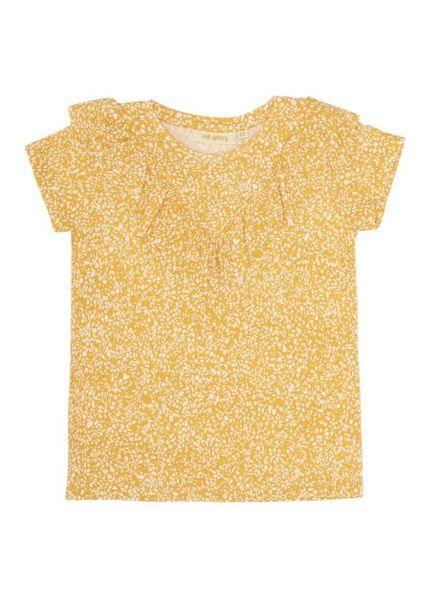 Soft Gallery Alissa t-shirt gardenia CHIPS CREAM