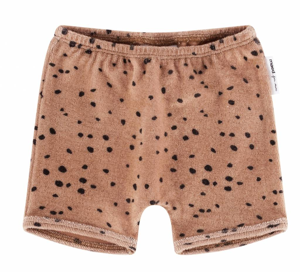 Maed for mini Short pink leopard