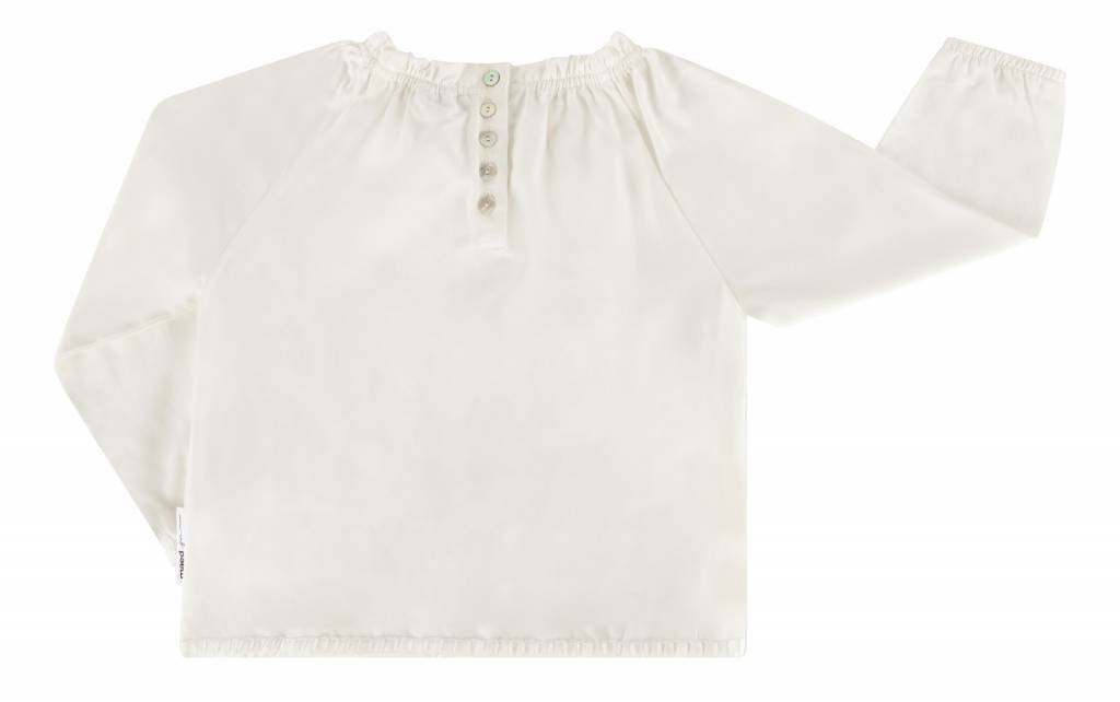 Maed for mini Blouse dusty dove