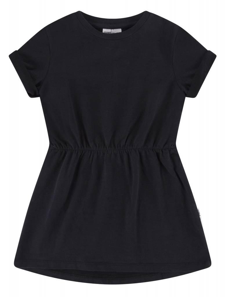 Maed for mini Black bird dress