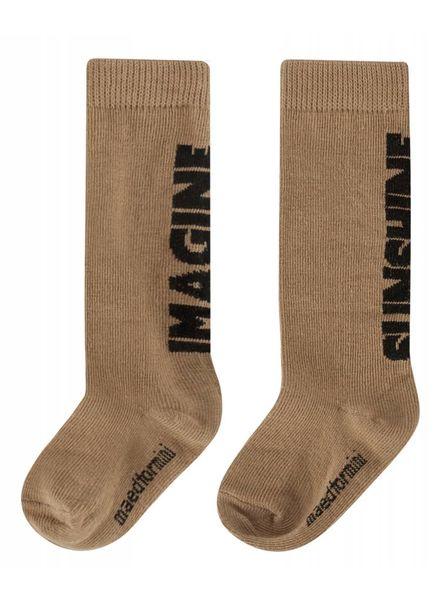 Maed for mini Imagine sunshine socks