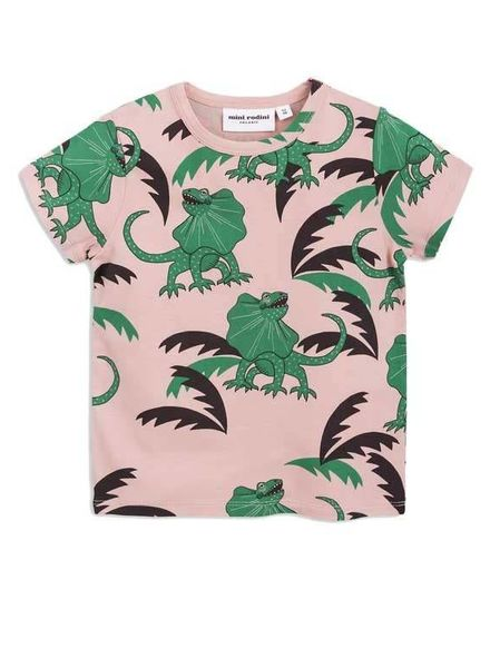Mini rodini Draco ss tee green