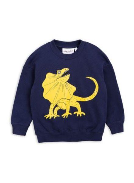Mini rodini Draco sweatshirt donkerblauw