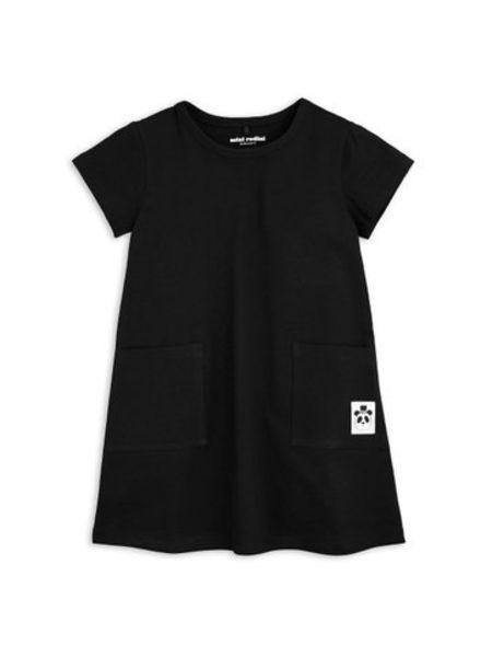 Mini rodini Basic dress black