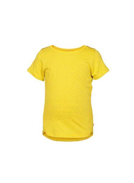 Le Big Joyce tshirt geel