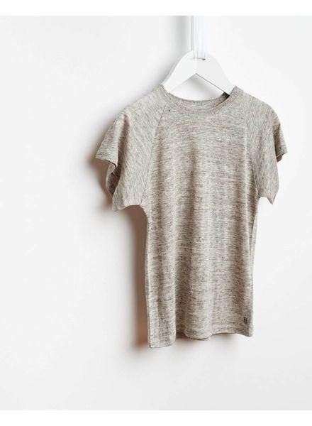Bellerose Moli shirt lichtgrijs
