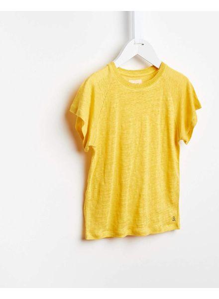 Bellerose Moli shirt geel
