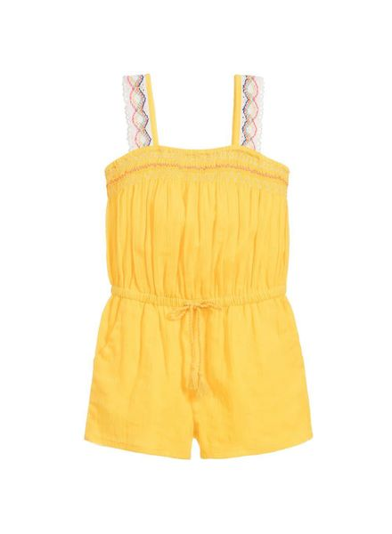 Billieblush Jumpsuit geel U14240
