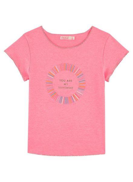 Billieblush Tshirt U15474 you are my sunshine