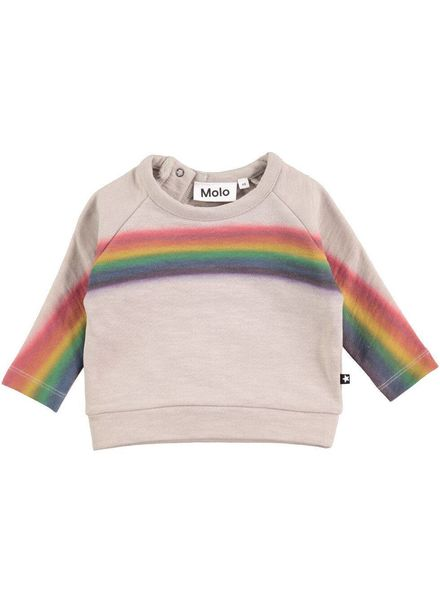 Molo Sweater do rainbow