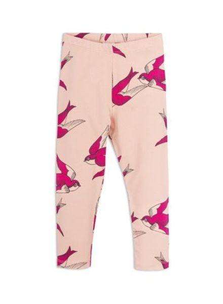 Mini rodini Swallow legging pink
