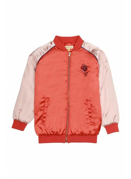 Soft Gallery Sandy jacket rose cloud girl power