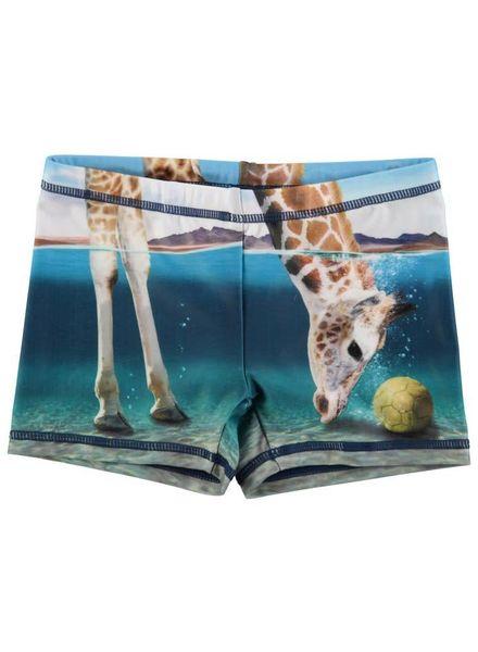 Molo Zwemshort Norton giraffe