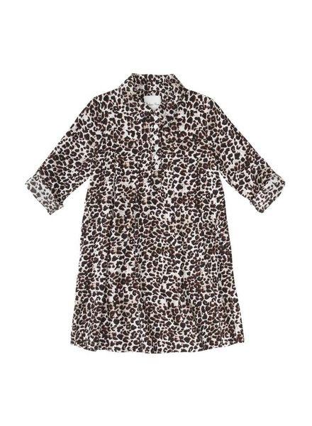 Barbara's choice Leopard Dress clara