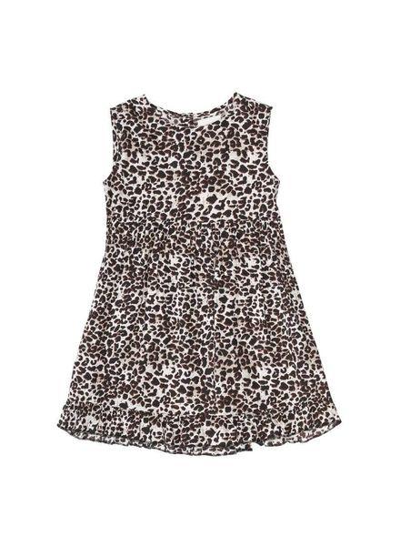 Barbara's choice Leopard Dress Sofie