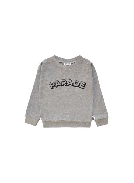 one day parade Parade sweater grey