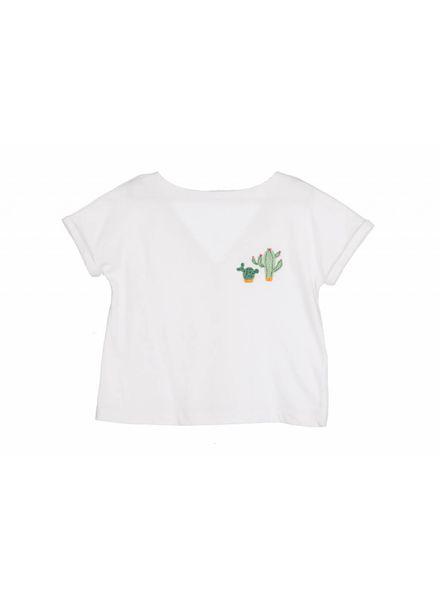 Plumeti Rain Tshirt cactus