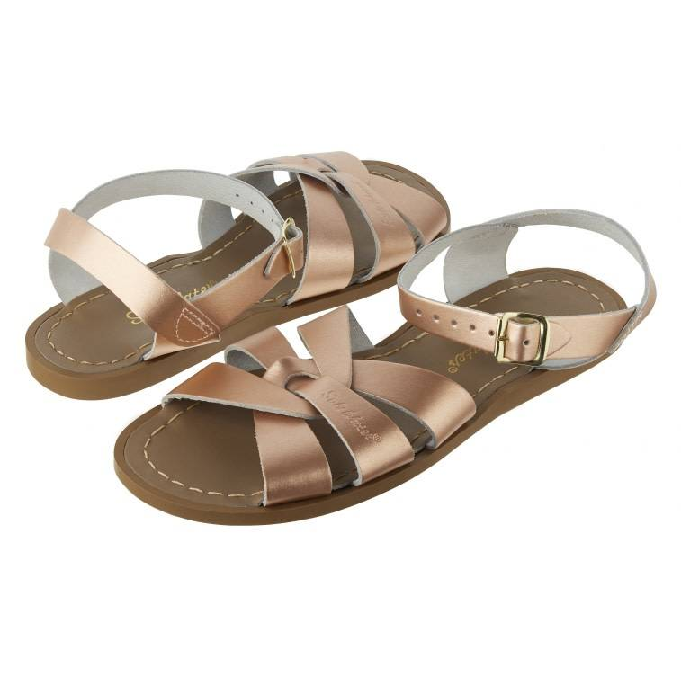 Saltwatersandals Salt water rose gold