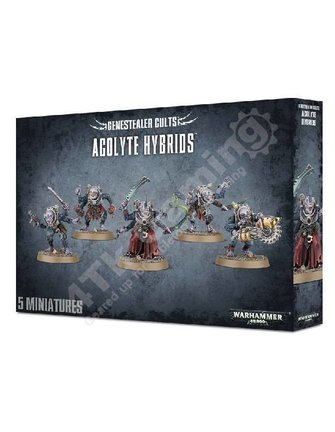 Games Workshop Genestealer Cults Acolyte Hybrids