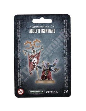 Games Workshop Genestealer Cults Acolyte Iconward