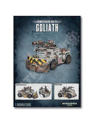 Games Workshop Genestealer Cults Goliath