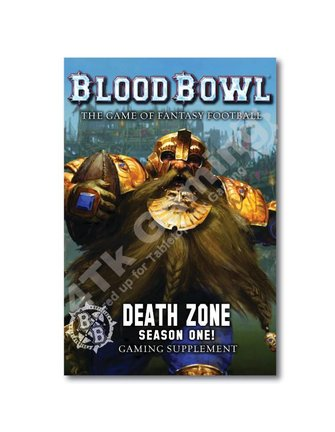 Blood Bowl Blood Bowl Deathzone: Season 1 Eng