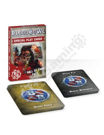 Blood Bowl Blood Bowl Cards: Hall Of Fame Pack Eng