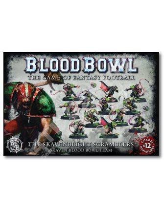 Blood Bowl Blood Bowl Skaven Team: Scramblers