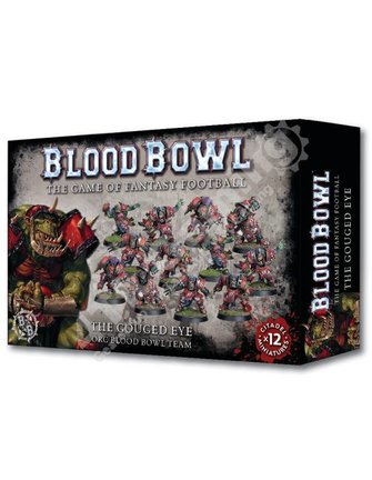 Blood Bowl The Gouged Eye Orc Blood Bowl Team