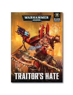 Wh40K: Traitor'S Hate (Sb)