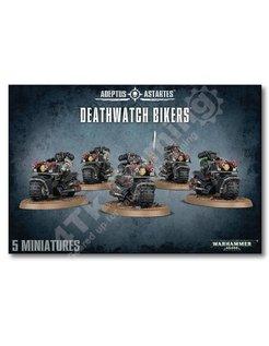 *Deathwatch Bikers
