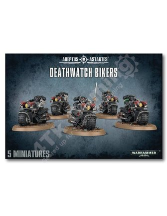 Games Workshop *Deathwatch Bikers