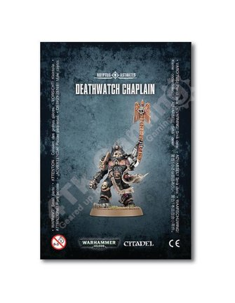 Games Workshop Deathwatch Chaplain