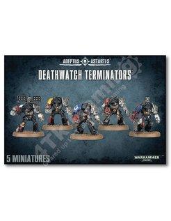 # Deathwatch Terminators